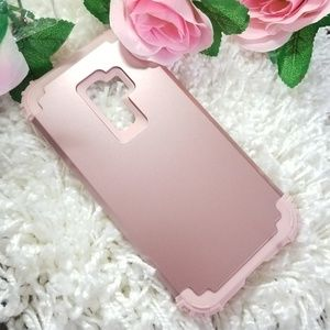 Accessories - Galaxy S9 Plus Case, 3-Layers Heavy Duty